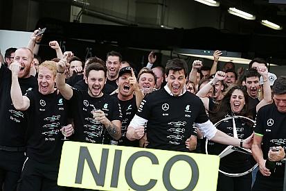 Ross Brawn is büszke a Mercedes AMG-re: 1500 oka van a sikernek