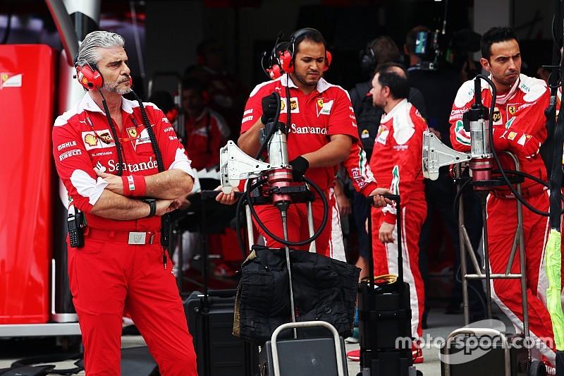 """Baldisserri dénonce le """"climat de peur"""" chez Ferrari"""