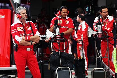 """Baldisserri: Ferrari adalah """"perkumpulan orang penakut, bukan tim"""""""