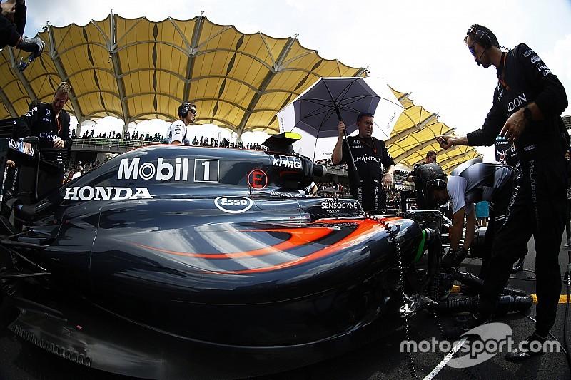 McLaren - Honda va revenir car la concurrence va plafonner