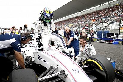"""La colonna di Massa: """"Tocca al pilota capire qual è il grip alla partenza"""""""