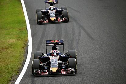 Sainz Jr. e Kvyat: Toro Rosso só volta a pontuar com sorte