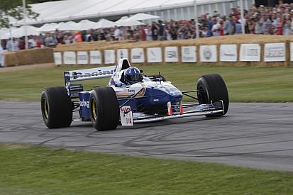 Ma 20 éve, hogy Damon Hill bajnok lett a Forma-1-ben