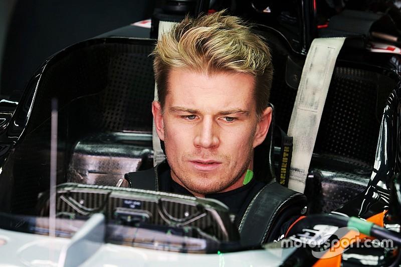 Force India zal vertrek Hülkenberg naar Renault niet in de weg staan