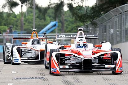 """Rosenqvist: """"Formule E moeilijkste klasse voor een rookie"""""""