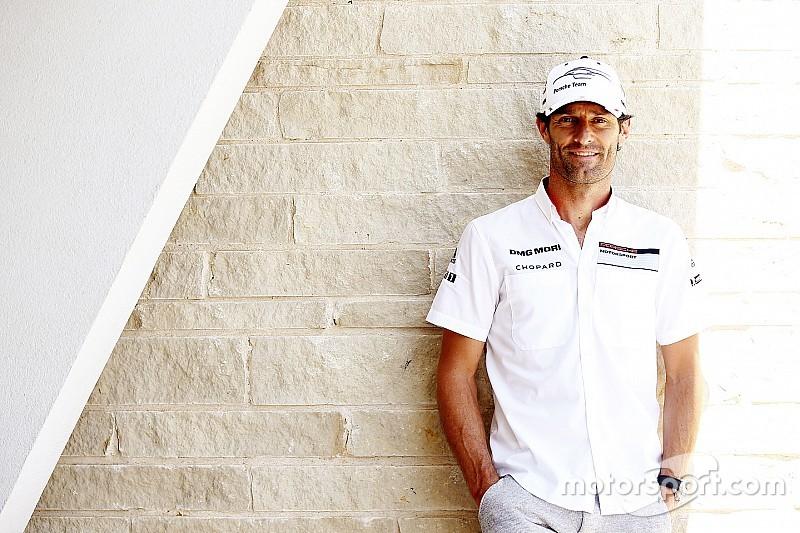 """Webber: """"Será extraño, pero disfrutaré lo que queda"""""""