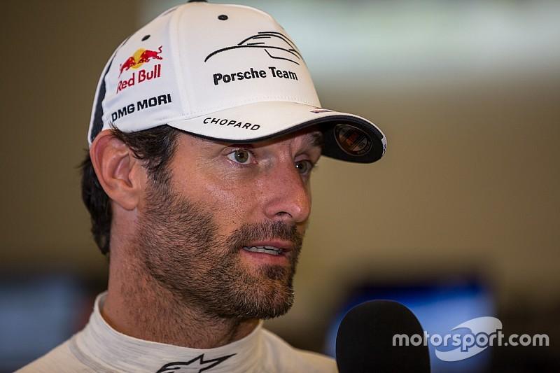 Webber gantung setir di akhir musim balap 2016