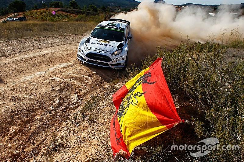 Les horaires des spéciales du Rallye de Catalogne
