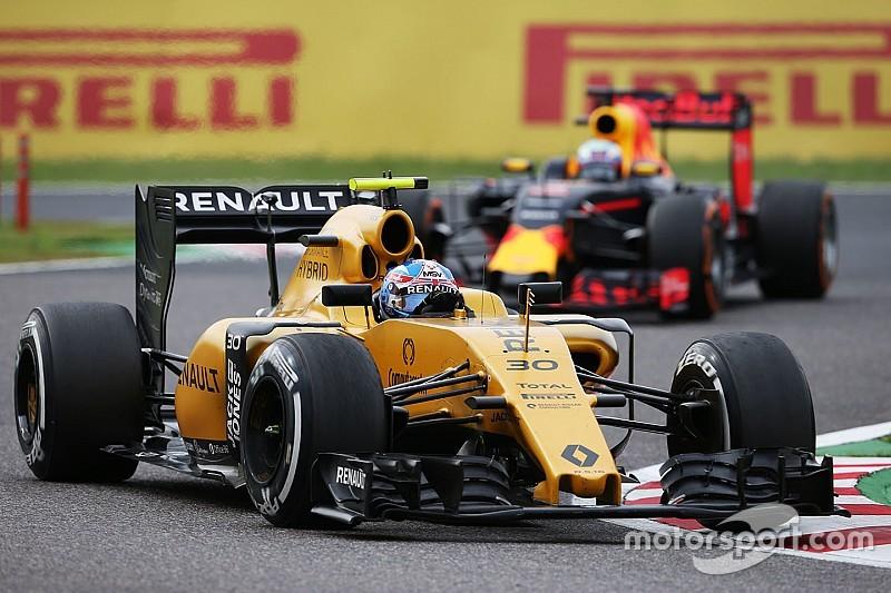 Palmer - Renault a été revigoré par les réussites récentes