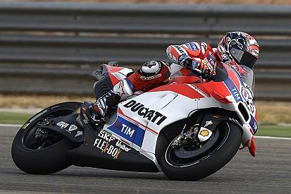 Dovizioso et Ducati veulent rebondir après la déception d'Aragón