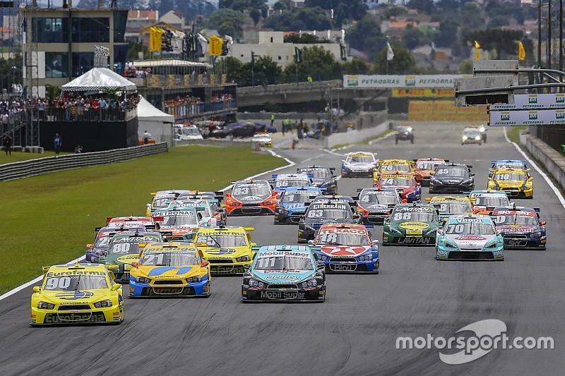 Brazilian V8 Stock Cars return to Curitiba to their 450th race