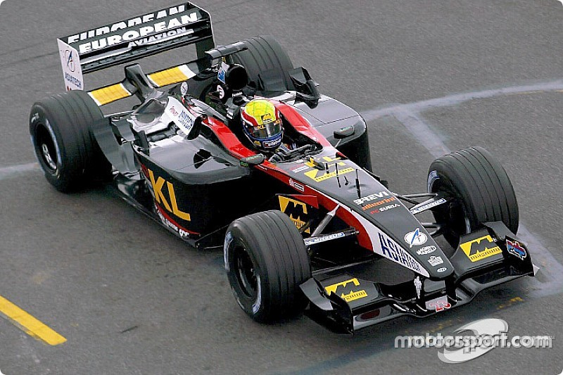 Galería: Los coches de Webber en la Fórmula 1