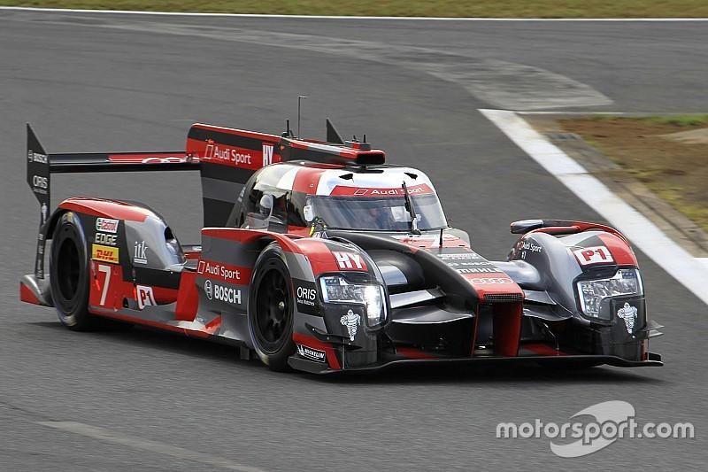 WEC Fuji: Audi ungguli Toyota di sesi latihan pembuka
