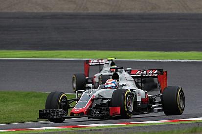 ハース「入賞はできなかったが、日本GPでは改善できていた」