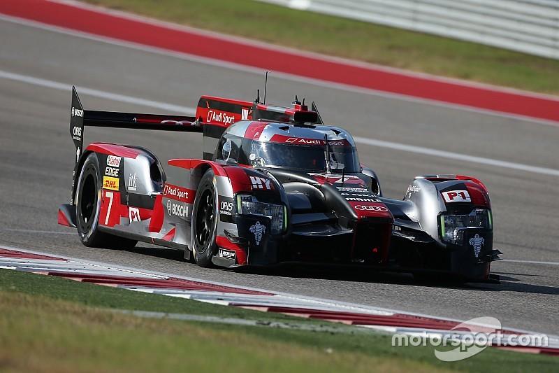 WEC Fuji: Audi voor Toyota in eerste training