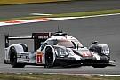 Webber dio a Porsche el liderato en la FP2 de Fuji