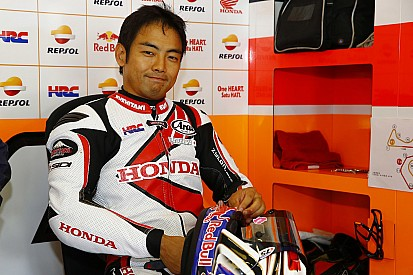Aoyama to replace Pedrosa for Japanese GP