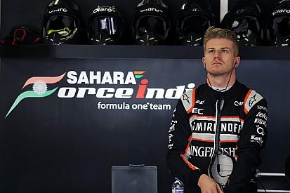 Force India officialise le départ de Nico Hülkenberg