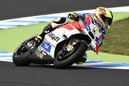 """Barberá: """"La palabra que describe a la Ducati es potencia, mucha potencia"""""""