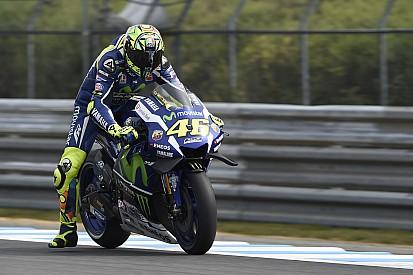 """Rossi - """"Nos essais ne nous permettent pas d'être forts"""""""
