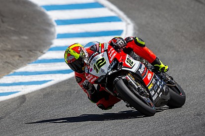 EL1 - Forés le plus rapide devant Nicky Hayden