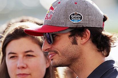 Carlos Sainz és Verstappen exbarátnője is ott volt a Red Bull Ringen!