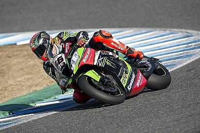 Sykes heureux après une bonne journée à Jerez