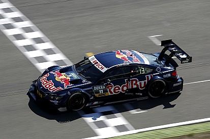 Marco Wittmann aventaja en la lucha por el campeonato del DTM