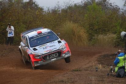 Katalonya WRC: Sordo liderdiği ele geçirdi, Latvala yarış dışı