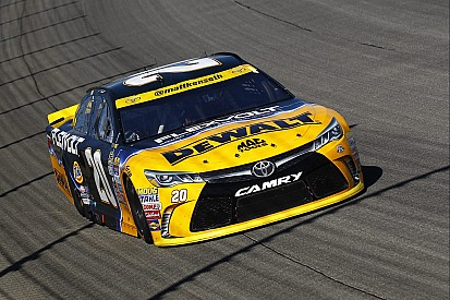 NASCAR: Kansas-Pole für Matt Kenseth
