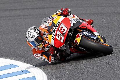 Marc Márquez se impone previo a la clasificación en Japón