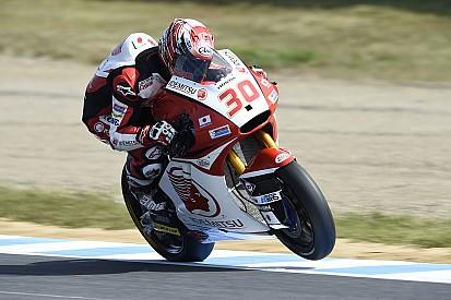 Moto2日本GP:FP3 ルティがFP2に続いてトップタイム。中上貴晶は7番手