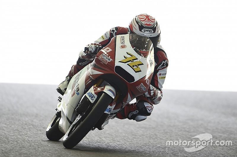 Moto3日本GP予選:尾野が会心のラップでポールポジション獲得!