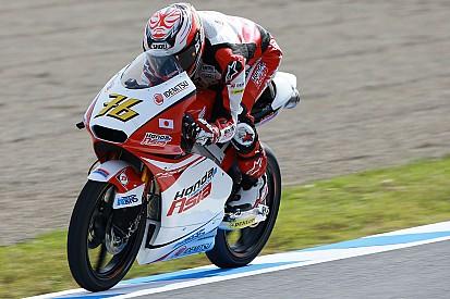 Pole de récord en Moto3 para el japonés Ono