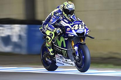 Qualifs - Valentino Rossi vient à bout de Marc Márquez