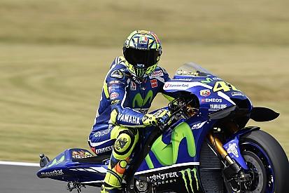 MotoGP Jepang: Rossi pole position, Marquez start kedua