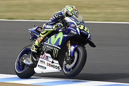 MotoGP日本GP予選:ロッシが最後に逆転でPP。マルケス2位。中須賀、青山はQ1敗退