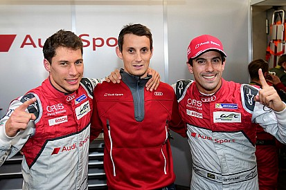 WEC Fuji: Kualifikasi berjalan ketat, Audi #8 rebut pole position