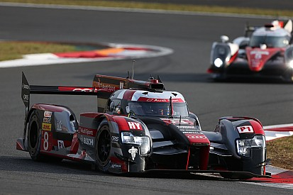 Qualifs - Audi d'un cheveu, Ford en force