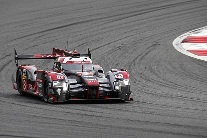 WEC Fuji: Audi grijpt felbevochten pole-position