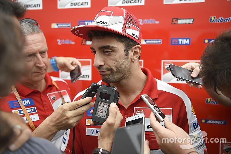 Ducati peu confiant quant à un retour de Iannone en Australie