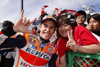 Satisfait de son tour, Márquez vise le podium