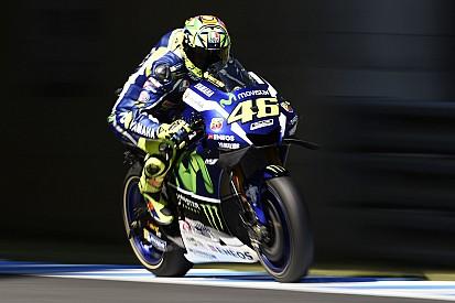 """Rossi: """"Hace dos o tres años pensaba que nunca volvería a hacer una pole"""""""