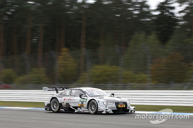 EL2 - Nico Müller devance un quatuor BMW