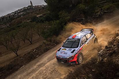 Katalonya WRC: Sordo'nun liderliği sürüyor, Ogier yaklaşıyor