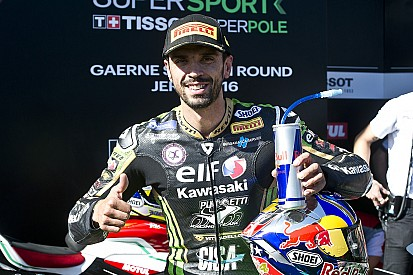 Supersport Jerez: Kenan Sofuoğlu pole pozisyonunda!