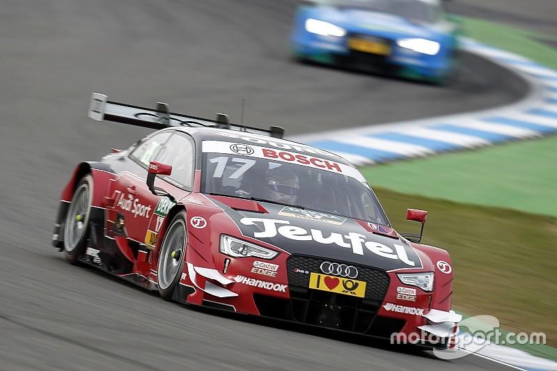 Molina 2º en la clasificación para la Carrera 1 de Hockenheim