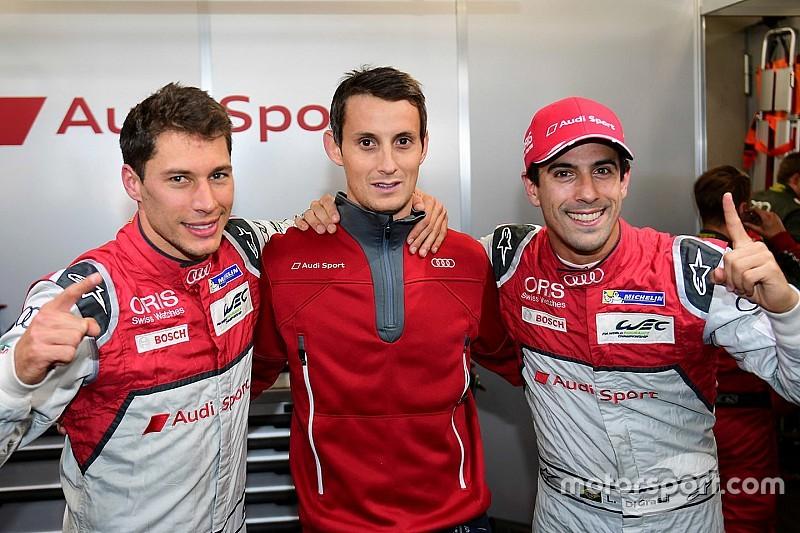 Di Grassi supera Webber por 0s025 e larga na frente em Fuji