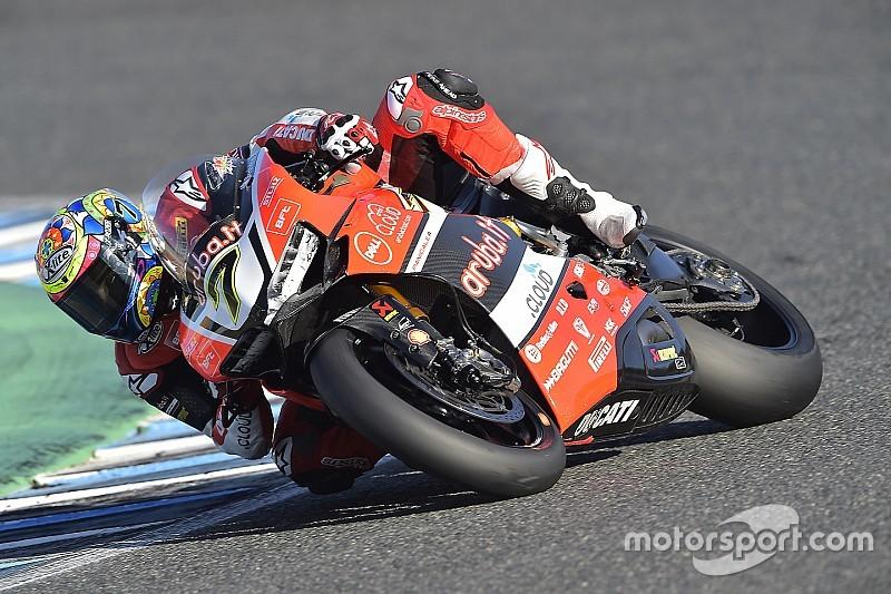 Course 1 - Davies déjoue les plans des Kawasaki
