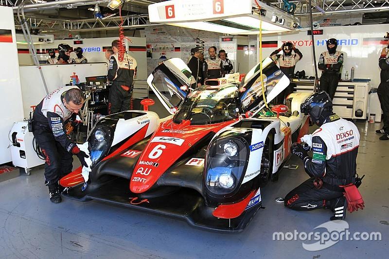 Com Toyota, Derani participa de teste da LMP1 no Bahrein